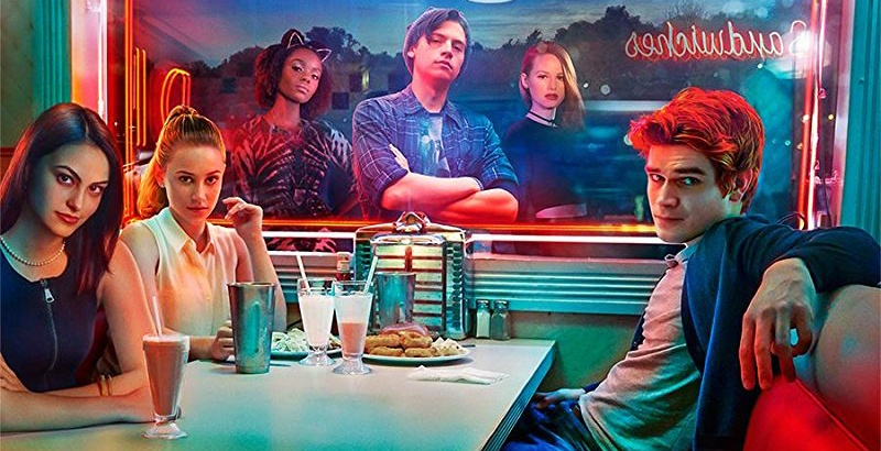 Riverdale promo image warner bros
