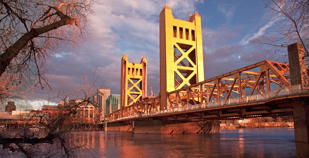 New year-round, non-stop flights from Vancouver to Sacramento