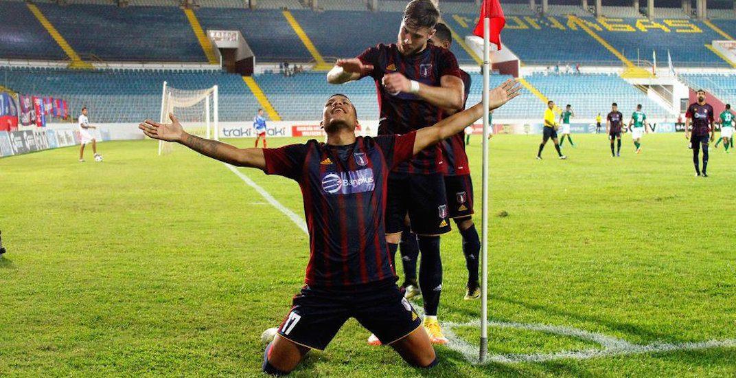 Watch amazing Spanish goal calls of Whitecaps' new striker Blondell (VIDEO)
