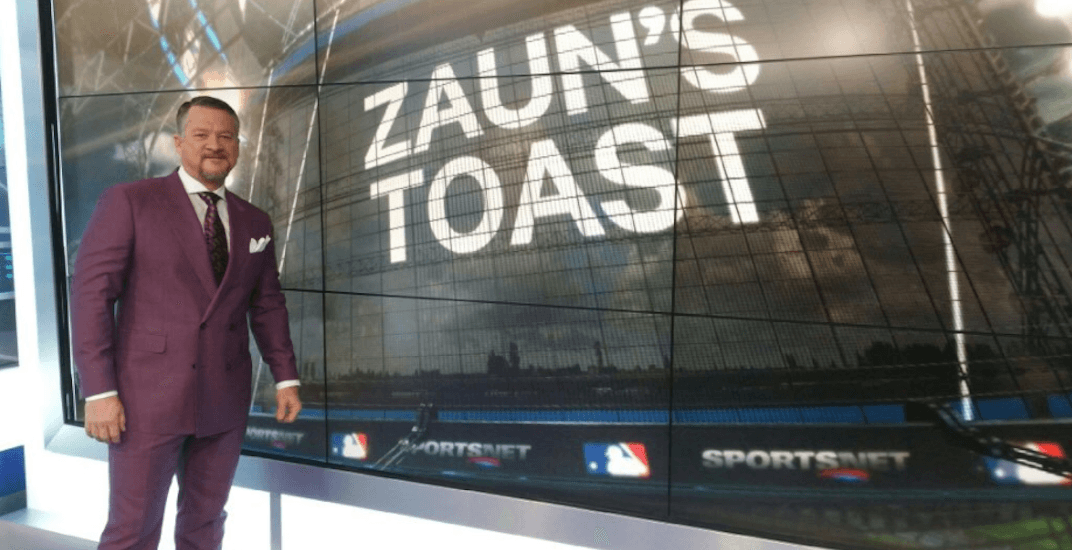 Blue Jays analyst Zaun fired by Sportsnet for 'inappropriate workplace behaviour'