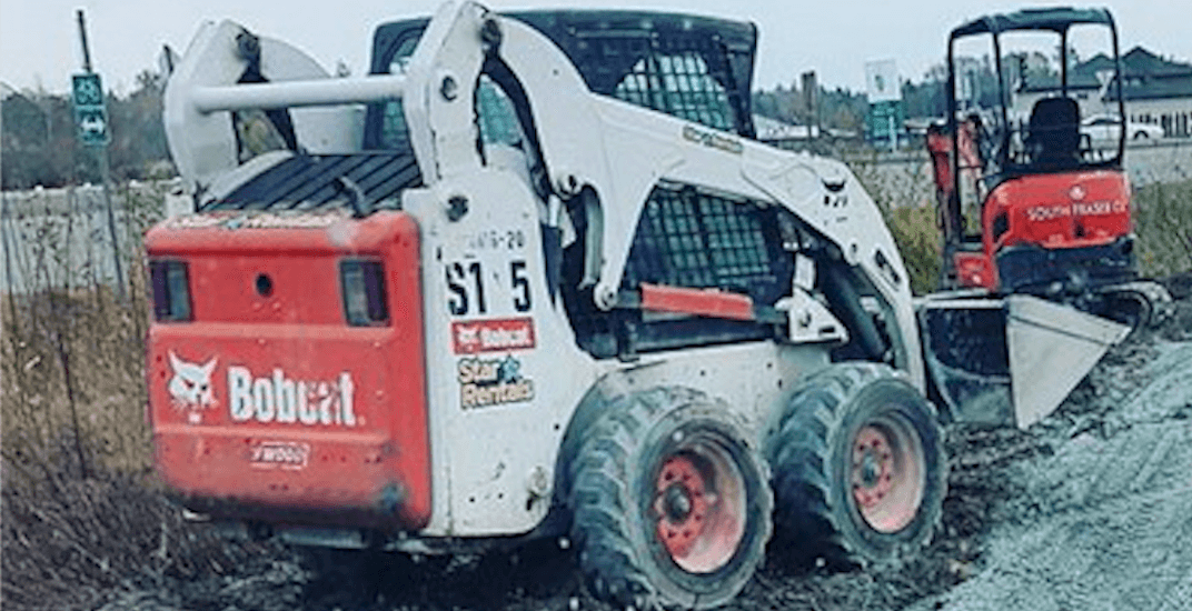 Three bobcats have been stolen in Langley since October