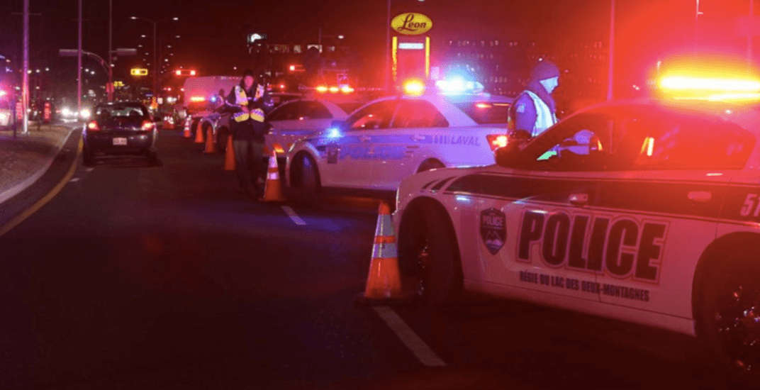 Police across the province begin routine holiday stops for impaired drivers
