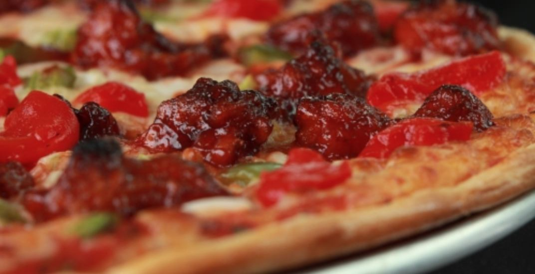 This Toronto kitchen serves up an insane General Tao Pizza