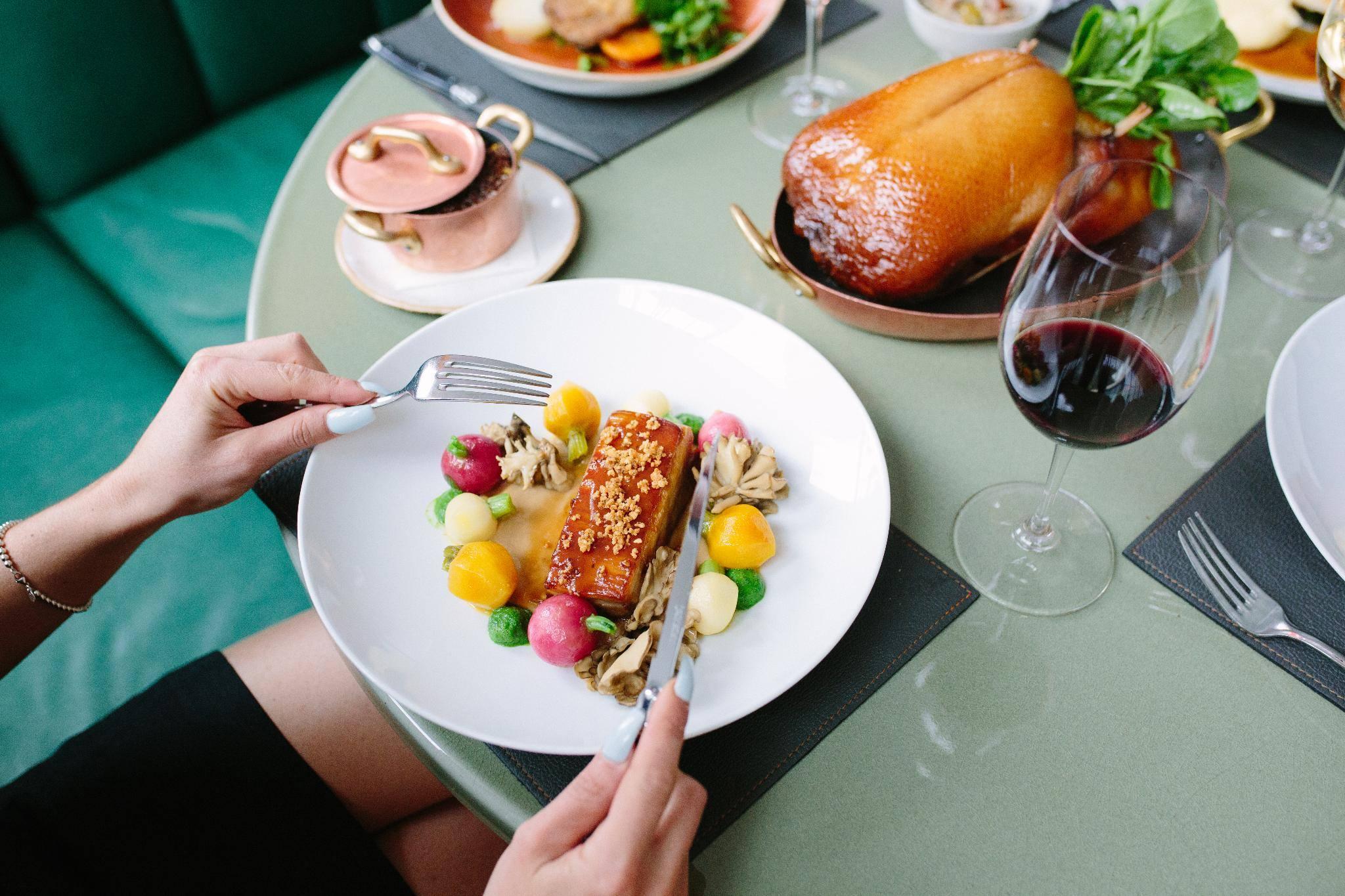Café Boulud Toronto & d|bar four season hotel toronto