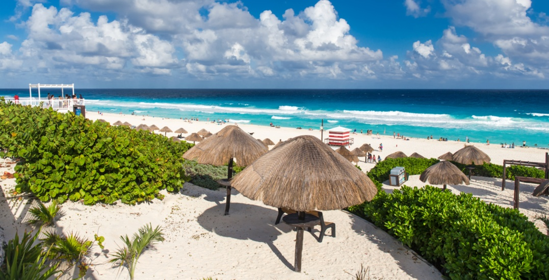 You can fly from Toronto to Cancun for $310 roundtrip this winter