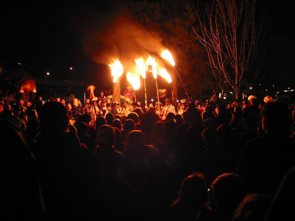 Winter Solstice Lantern Festival (Secret Lantern Society/Facebook)