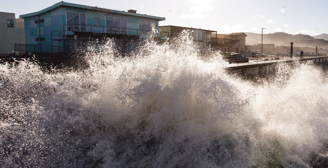 King Tides to return to Vancouver's shores next week