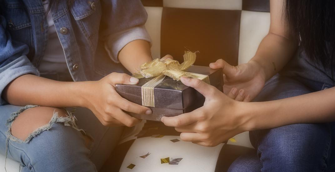 Gift of giving / Shutterstock