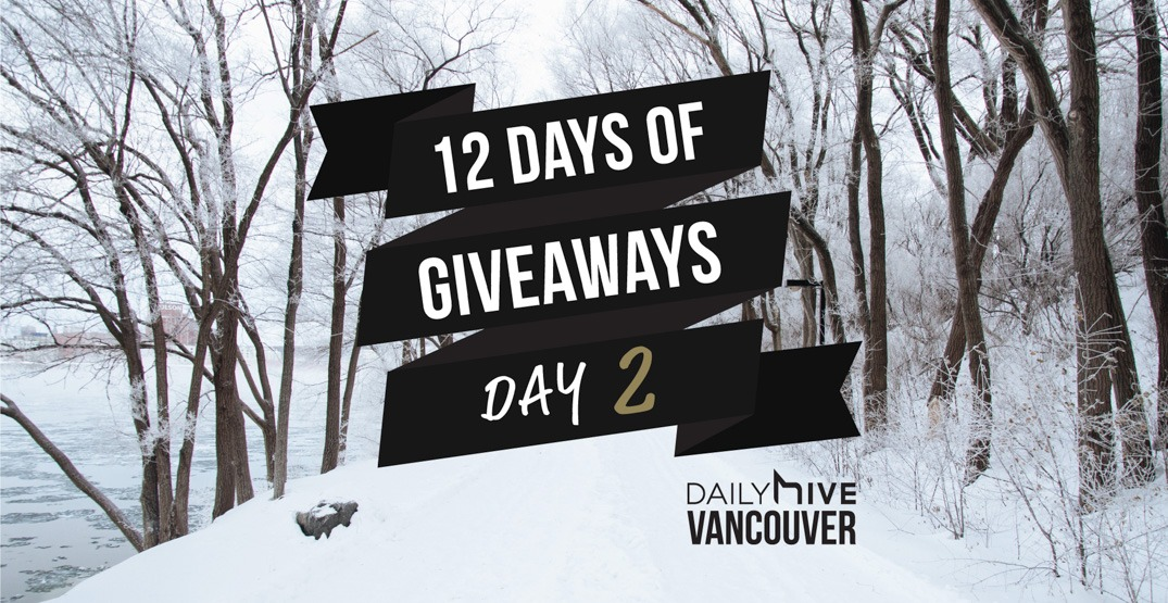 12 days of giveaways vancouver 2