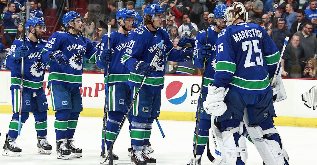 SixPack: Canucks use hot start to beat Leafs on Hockey Night in Canada