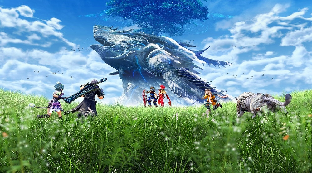 Xenoblade chronicles 2 feat min