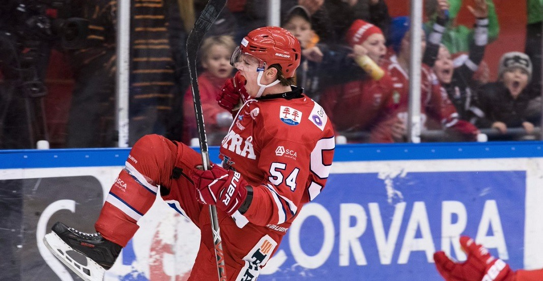 Canucks prospect Dahlen scoring at level not seen in nearly a decade in Sweden