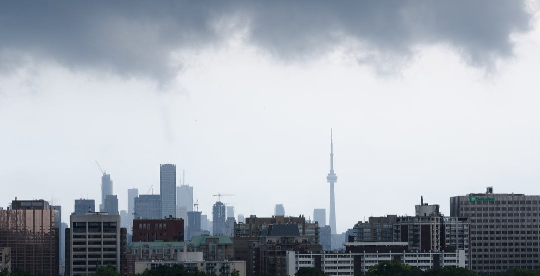 Environment Canada issues fog advisory for City of Toronto
