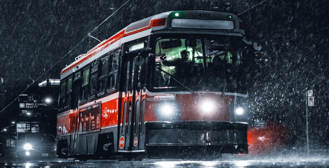 TTC offering FREE rides all night long this New Year's Eve