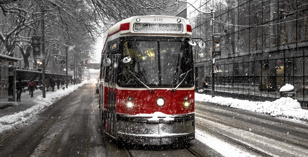 TTC working to restore transit service following power outage in Toronto's east end this morning