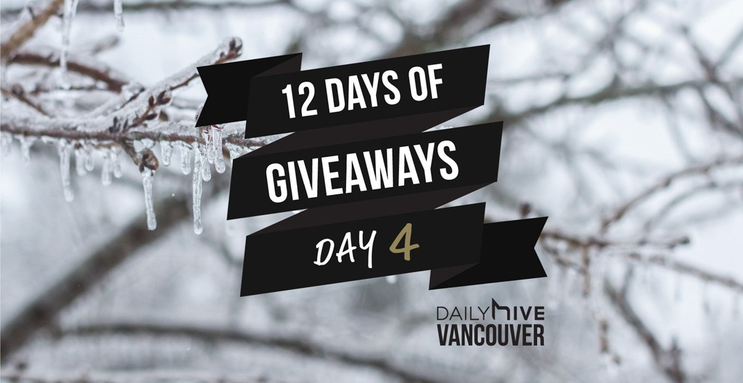 12 Days of Giveaways: Watch the Canucks and look the part this holiday season
