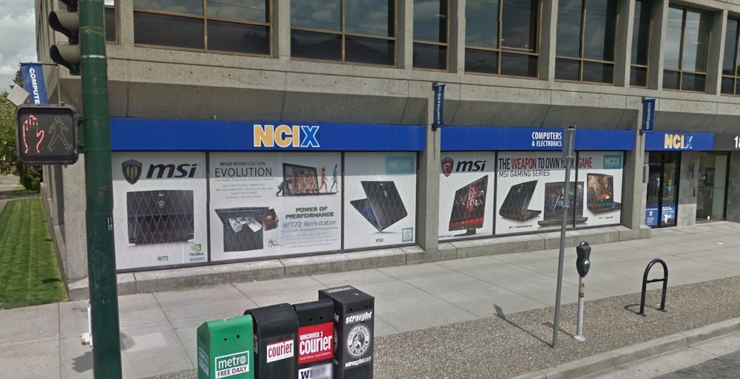 Ncix vancouver broadway
