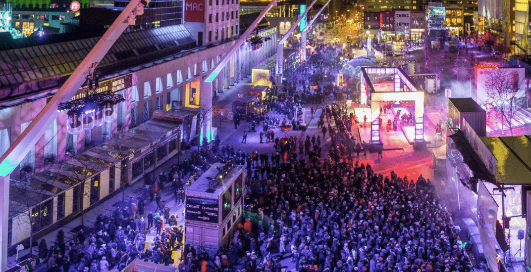 Here are some events to check out at Montréal en Lumière 2018