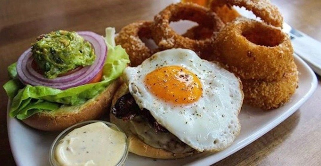 Vancouver's new burger mecca offers 17 different varieties