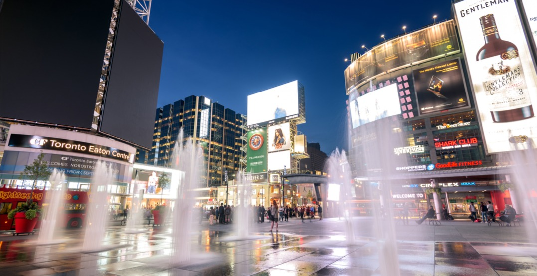 City launches new clean sweep blitz for Yonge and Dundas neighbourhood
