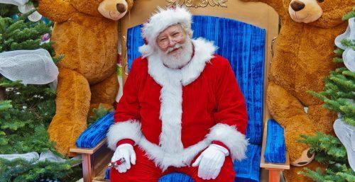 Santa Parade (Facebook)