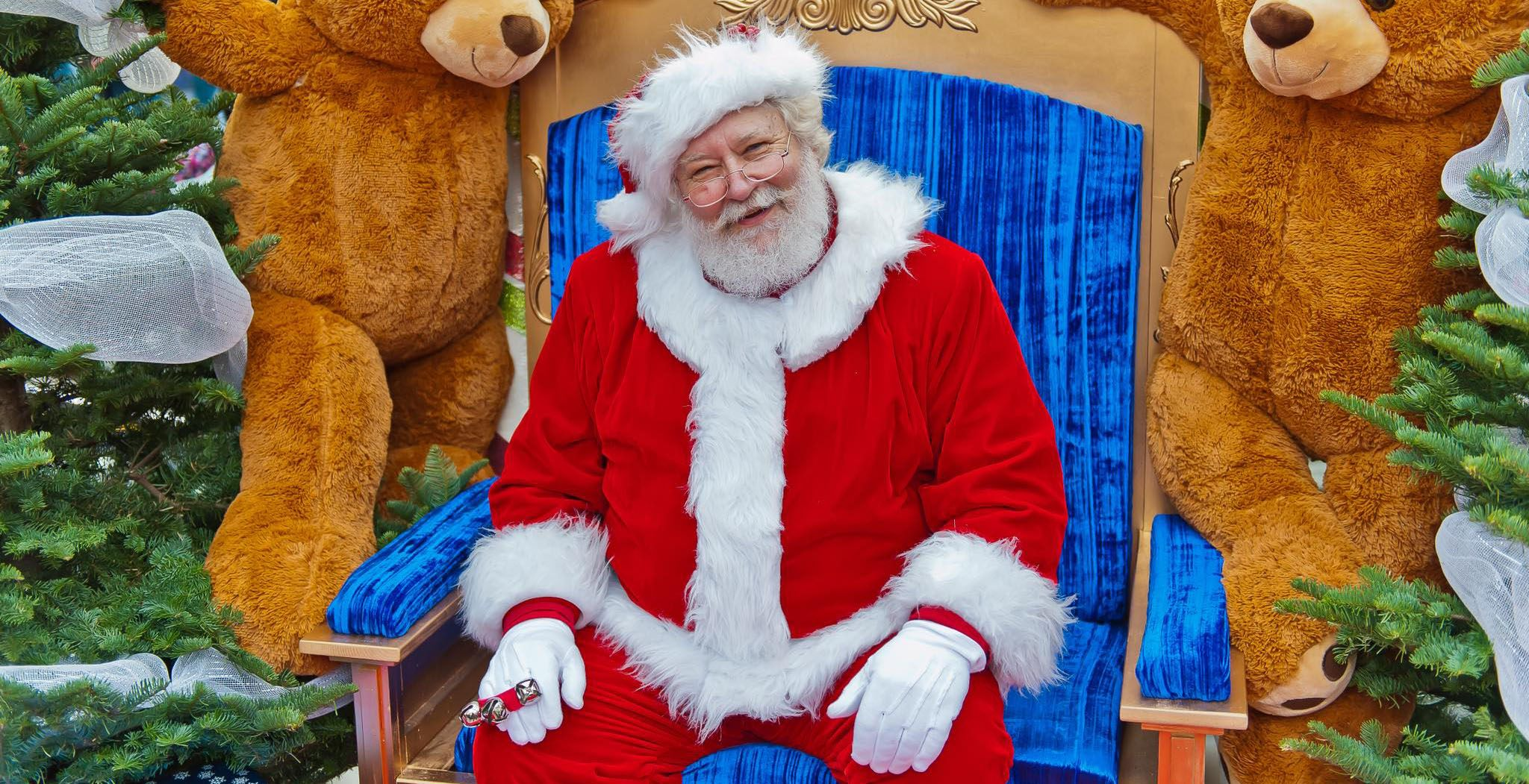Father christmas at the vancouver santa claus parade 2017 facebook