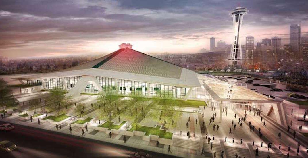 Seattle arena nhl nba