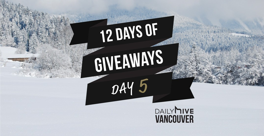 12 days of giveaways vancouver 5