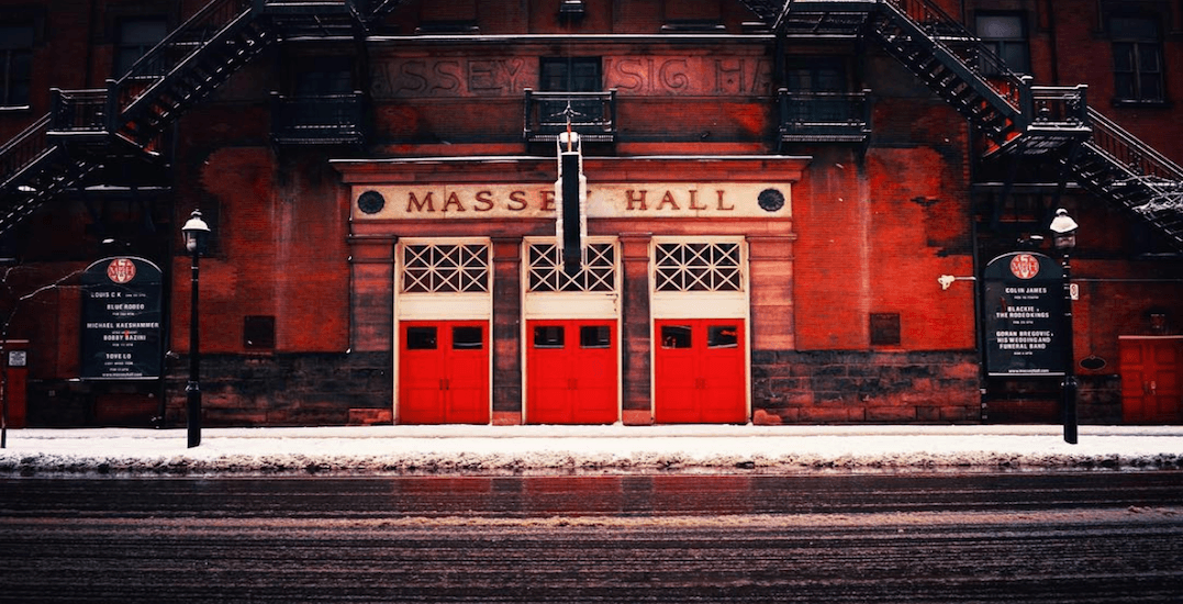 Massey Hall closing its doors for two-year revitalization project