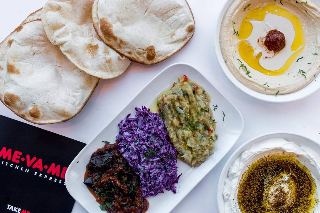middle eastern food mezze toronto
