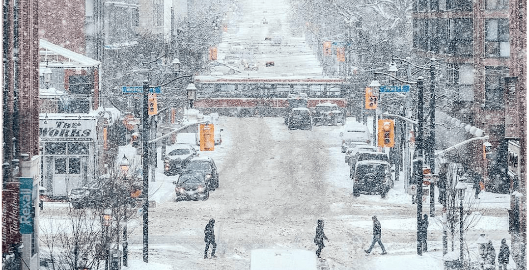 The Weather Network: big change in weather on the way for Ontario