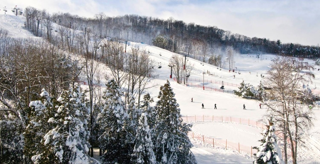 This Ontario ski resort is serving up an AYCE buffet on Christmas Day