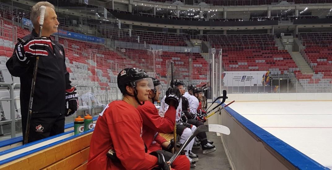 mason raymond hockey canada