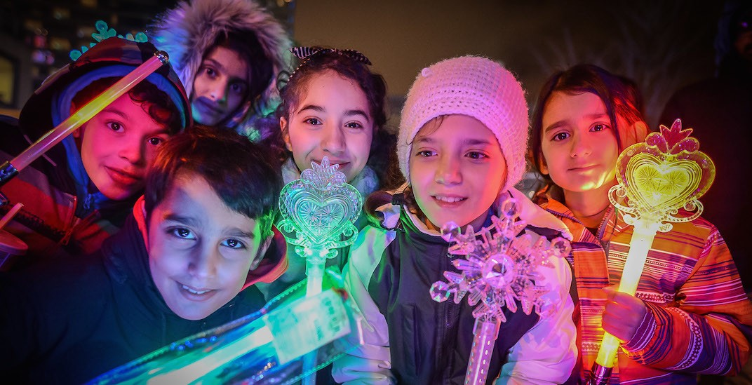 Indoor Family Zone at Concord's New Year's Eve Vancouver's fireworks party gets upgrade