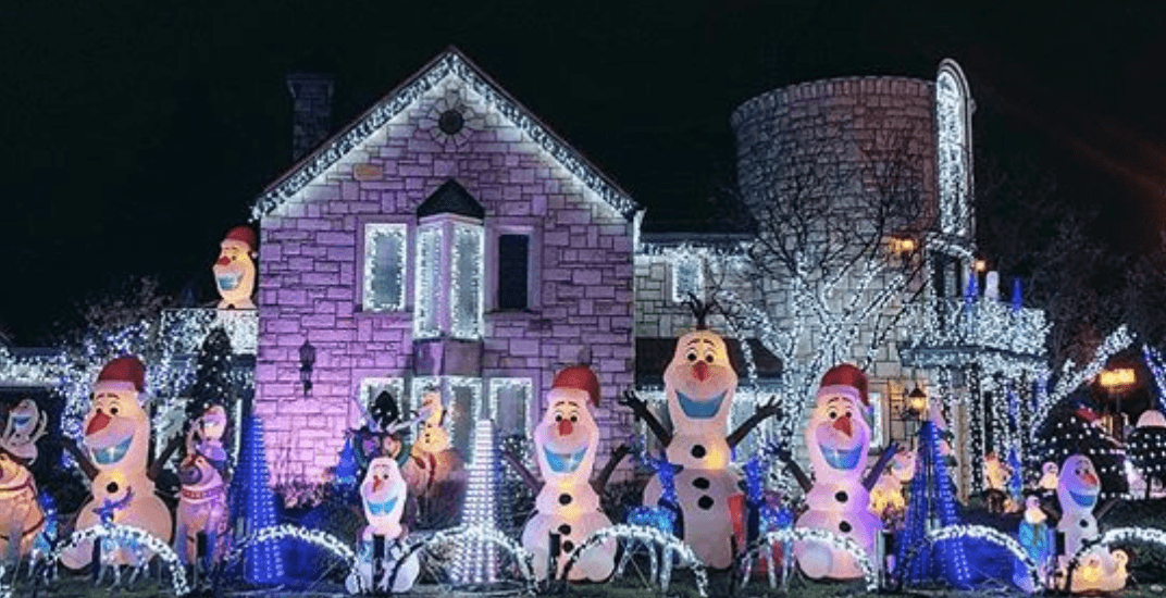 This could be the most decorated Christmas house in Montreal (PHOTOS)