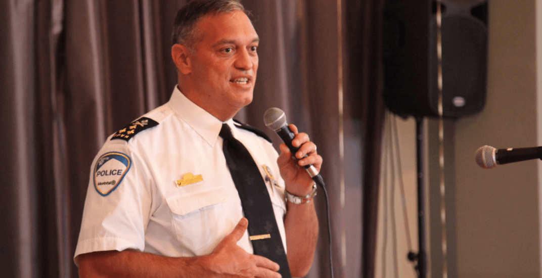 Report recommends Montreal police chief should be fired