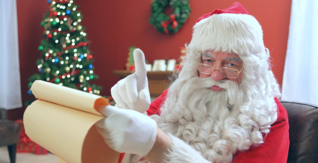 On the naughty list: 'Bad Santa' at Fairview Pointe Claire has been fired