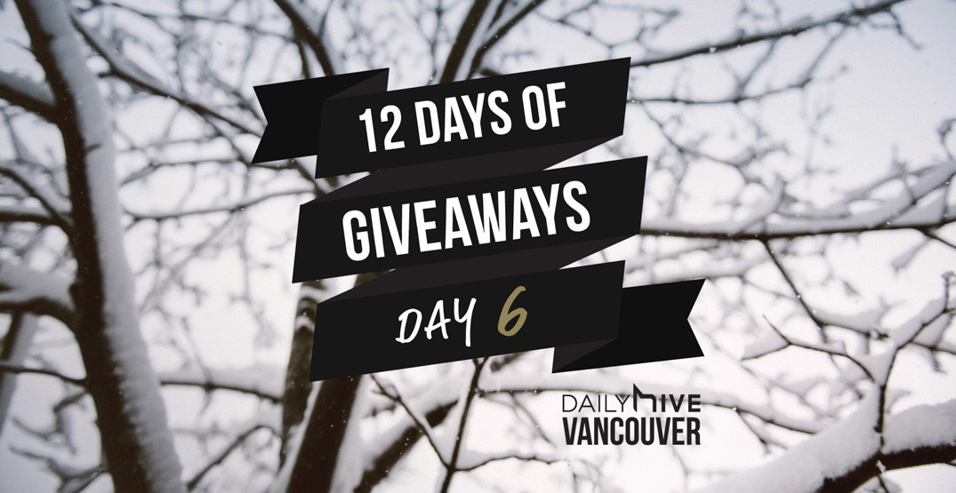 12 days of giveaways vancouver 6