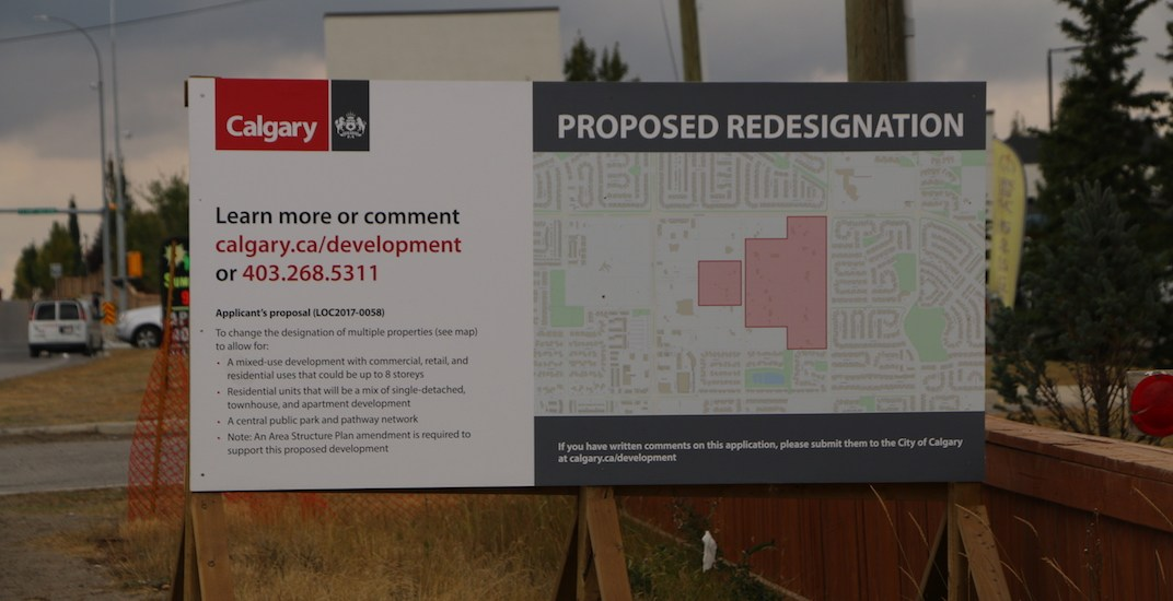 City of Calgary launches new development notices