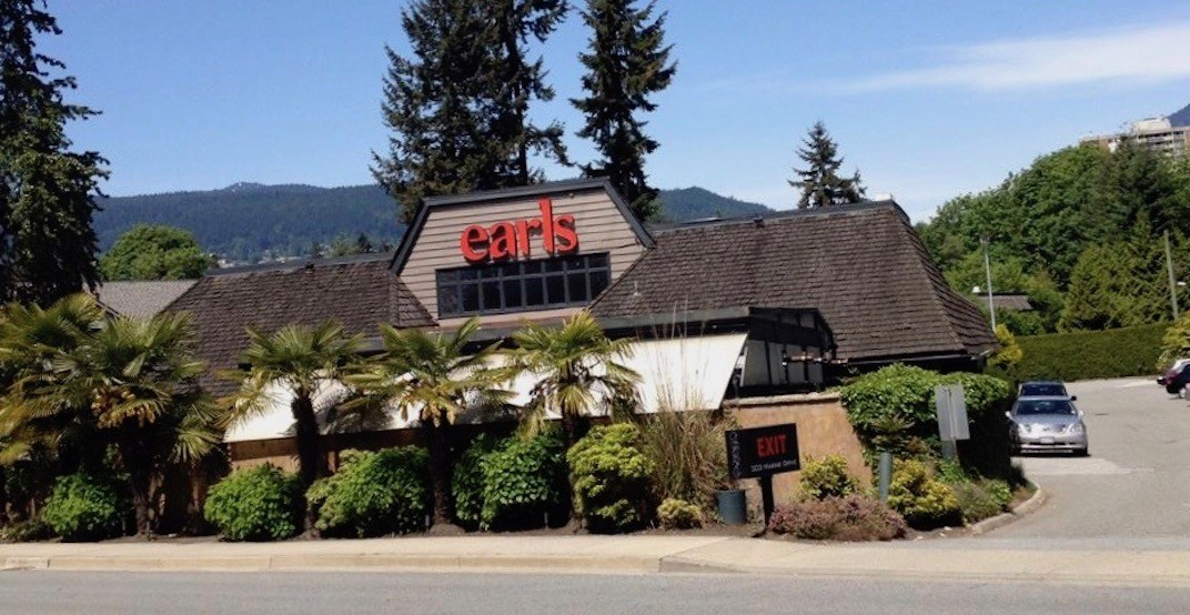 Earls West Vancouver Tin Palace