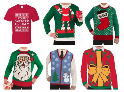 Here's where you can buy ugly Christmas sweaters in Toronto
