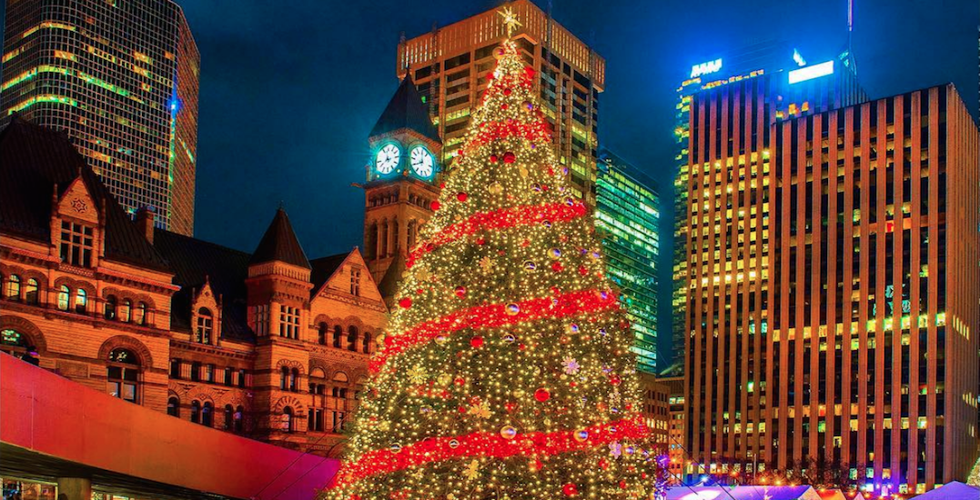 24 things to do this Christmas in Toronto