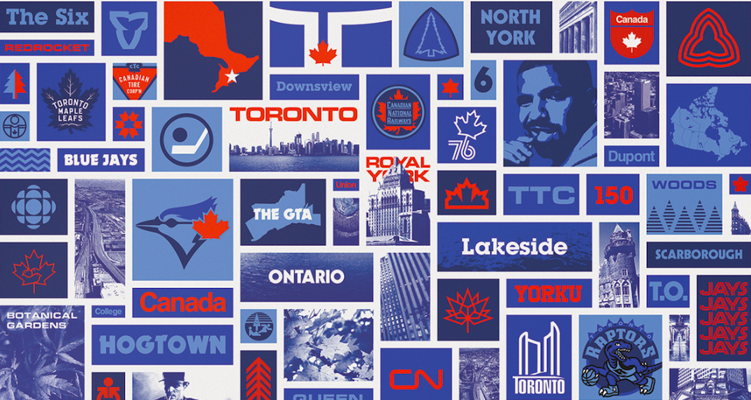 Someone made an amazing new Toronto poster