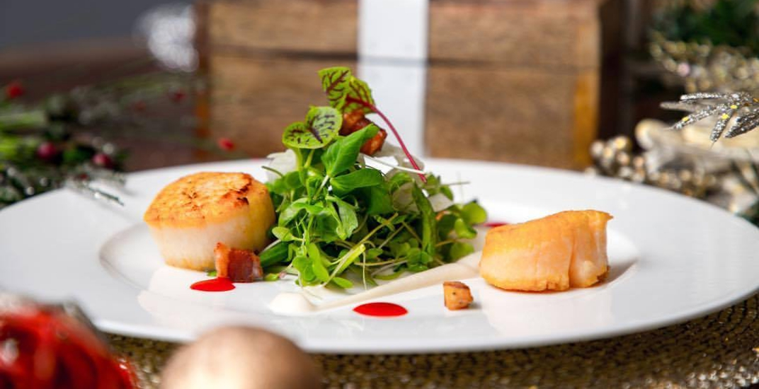 10 Toronto restaurants serving dinner on Christmas Eve 2017