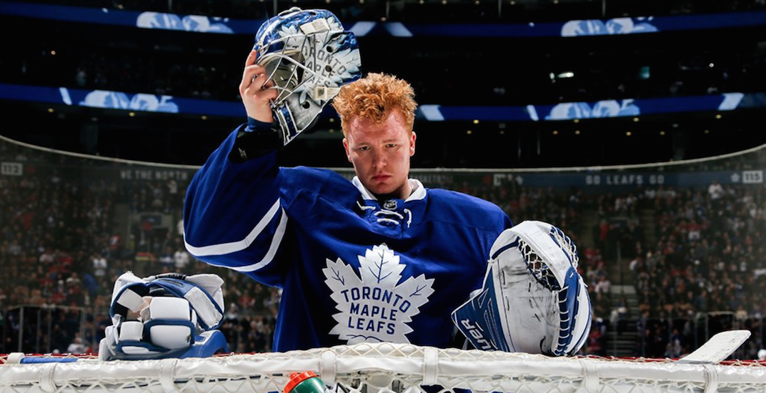 Leafs' Andersen has put an end to goalie controversy talk in Toronto