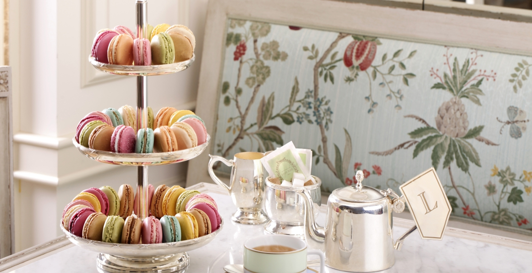 Ladurée announces official opening date for its first Toronto boutique