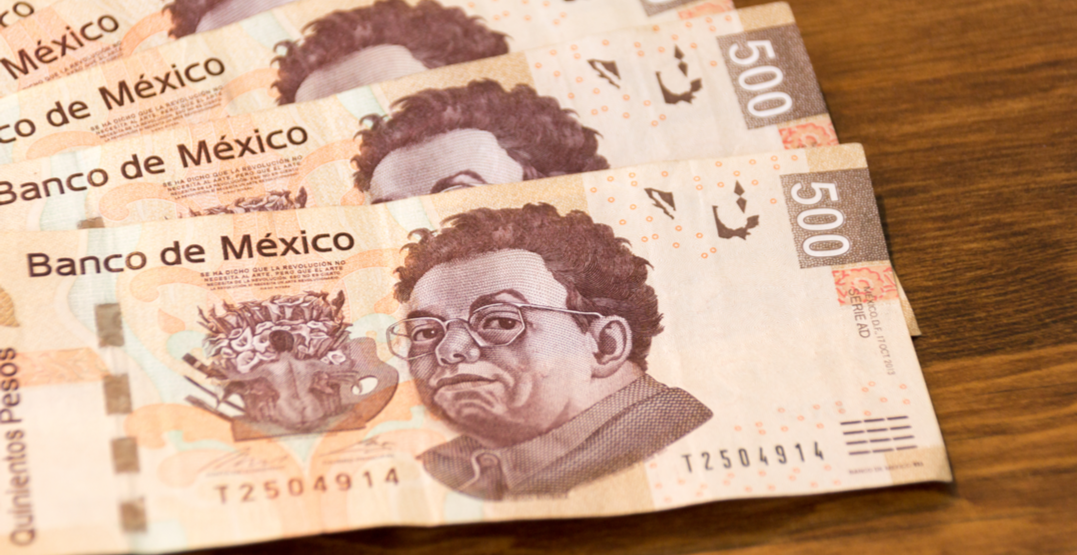Spotted on Reddit: Does this Mexican 500 peso note look like Naheed Nenshi?