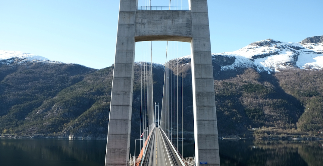 BC decides not to build a bridge to Sunshine Coast from Metro Vancouver