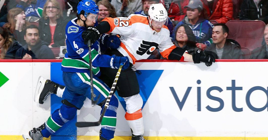 SixPack: Canucks missed Horvat and it showed in loss to Flyers