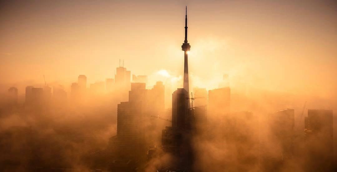 Environment Canada issues fog advisory for Toronto